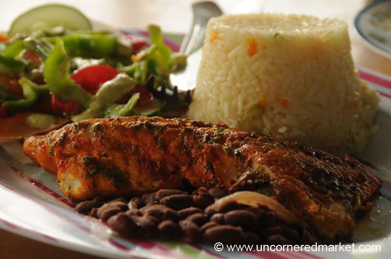 Best Meal in Nicaragua?