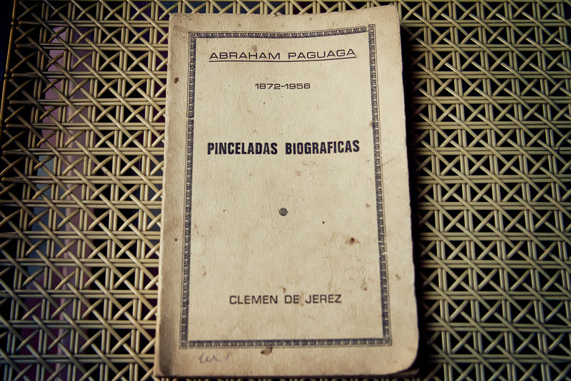 Biography of the mysterious Doctor Paguaga.