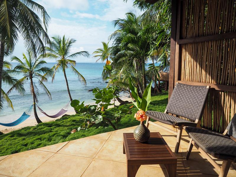 Cabana at Yemaya Island Hideaway on Little Corn Island