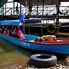 My boat to the border of Costa Rica.