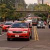 Busy San Jose' Street