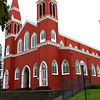 Iglesia de la Nuestra Señora de las Mercedes, Grecia, Costa Rica