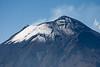 Popo summit cone