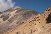 Hiking on Iztaccihuatl