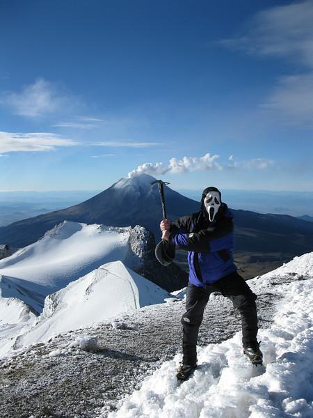 Summit (it was Oct 30th!)
