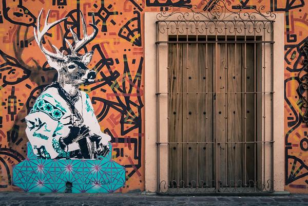 Streets of Oaxaca #2