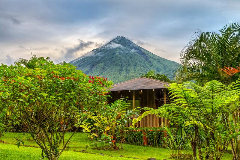 Arenel Volcano, Costa Rica
