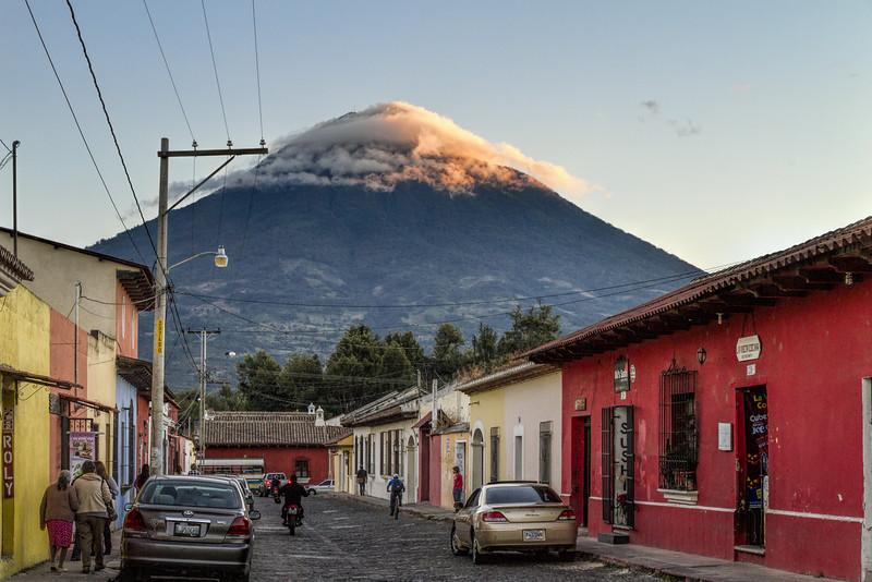 Antigua View, Antigua, Guatamala