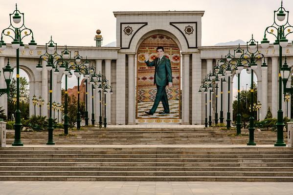 Ashgabat - General - Turkmenistan