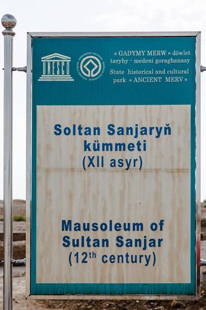 Merv / Mary - Turkmenistan