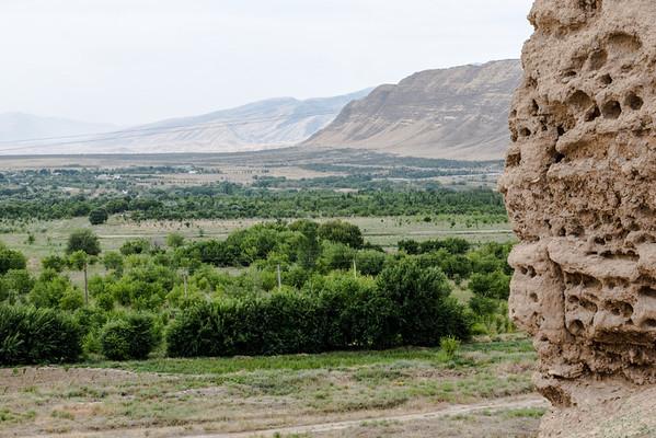 Nisa Fortress, Ashgabat- Turkmenistan