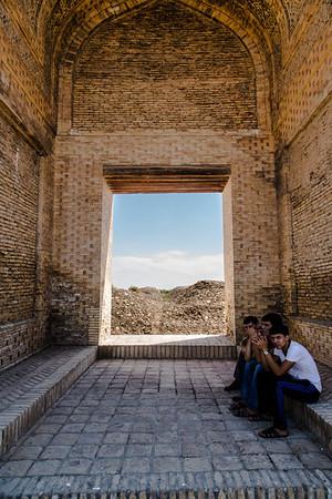 People of Turkmenistan