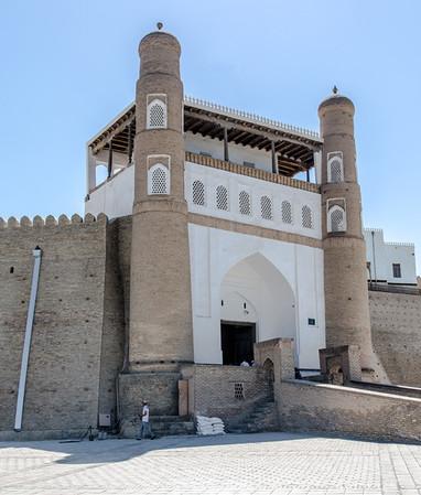 Citadel, Bukhara