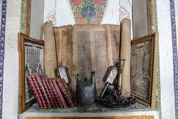 Former Jewish Home, Bukhara