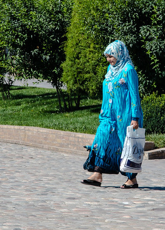 Click for photos from Uzbekistan