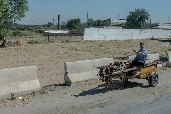 Urgut Fabric Market, Uzbekistan