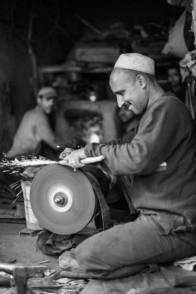 Ka Foroshi Bird Market, Kabul