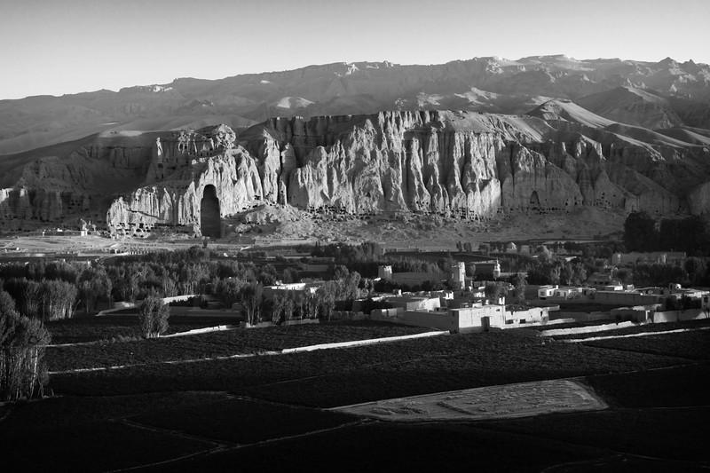 Large Buddha Niche (late 5th to early 7th Centuries), Bamiyan