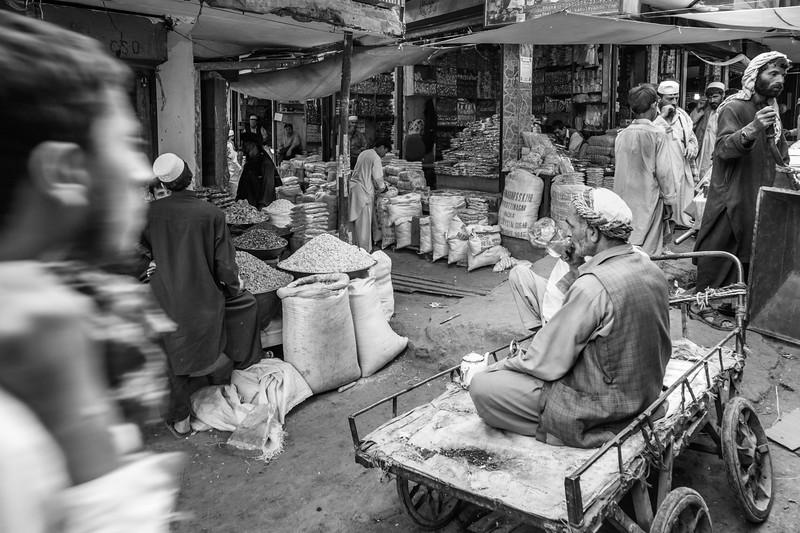Bazaar, Kabul