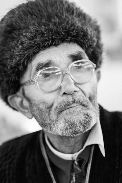 Local Man, Kolkhuz Bazaar, Uzbekistan