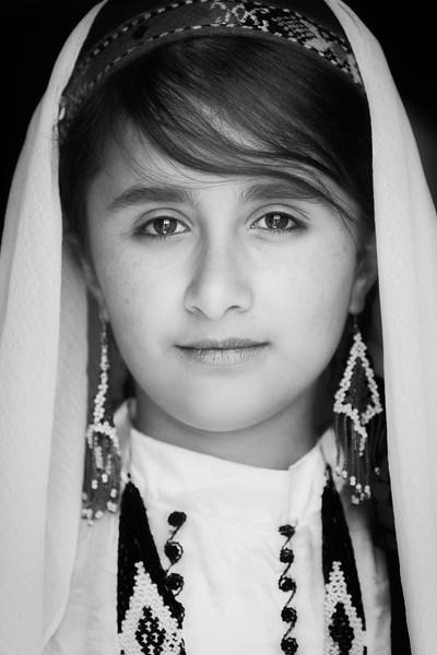Performer in traditional dress, Imamat Anniversery, Porshnev, Tajikistan