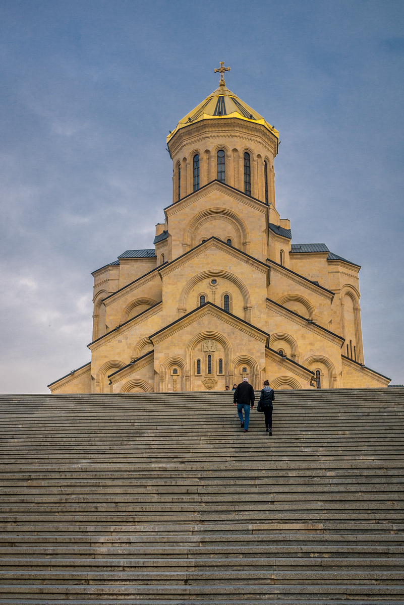 Sameba Cathedral, the Republic of Georgia