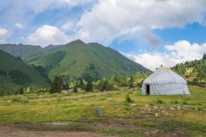 Eki Chat Yurt Camp