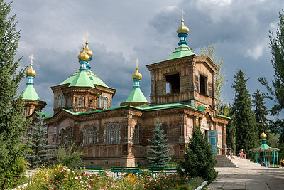 Sightseeing in Karakol