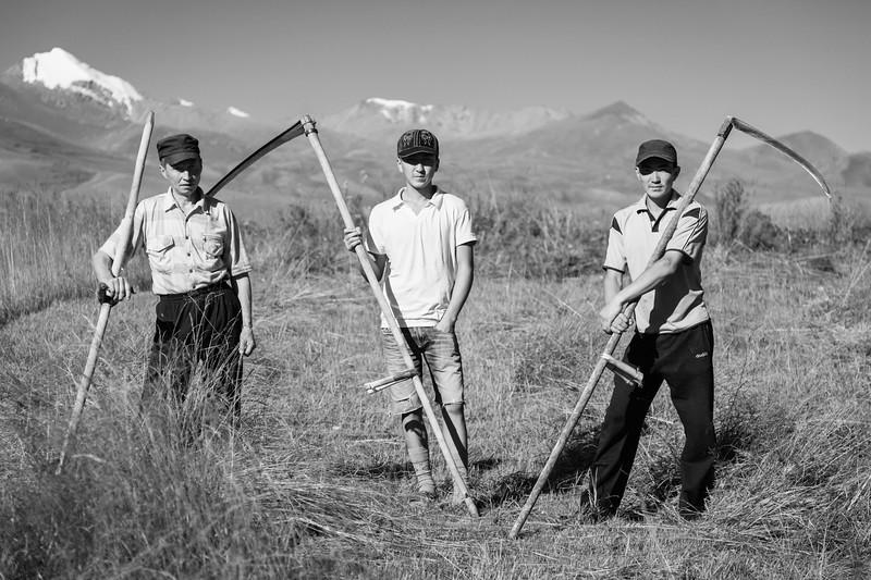 Farmhands, Bel-Tam
