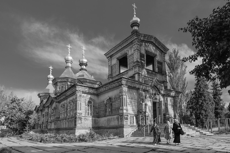 Russian Orthodox Cathedral, Karakol