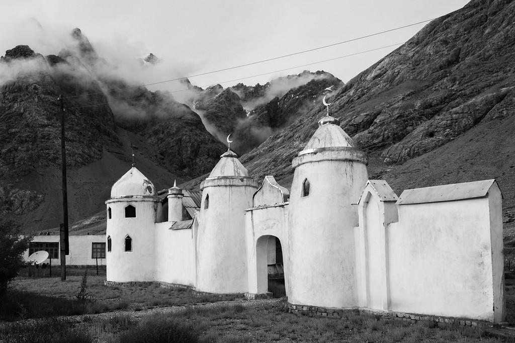 Village mosque, Shaymak
