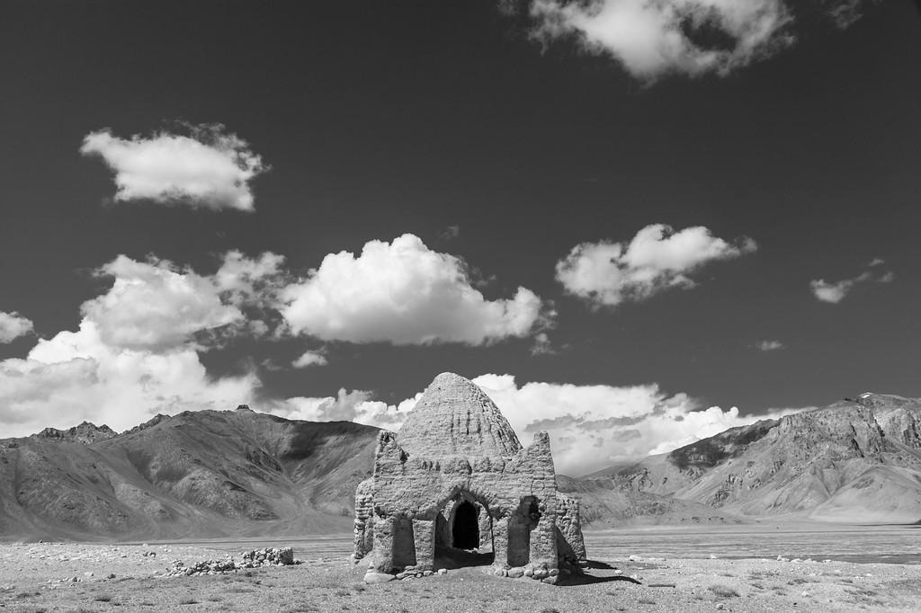 Bash Gumbez, Alichur Pamir