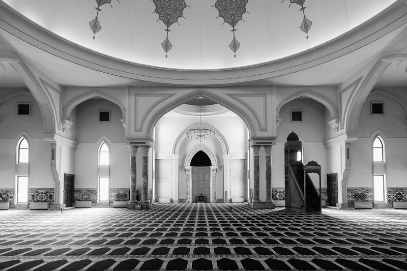 Saparmurat Hajji Mosque, Geok Depe