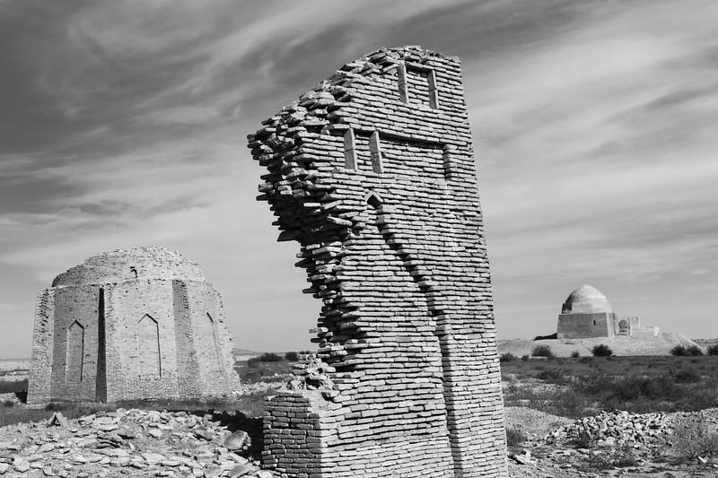 Ruins, Dekhistan
