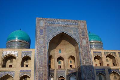 Mir-i Arab Madrasah, Bukhara