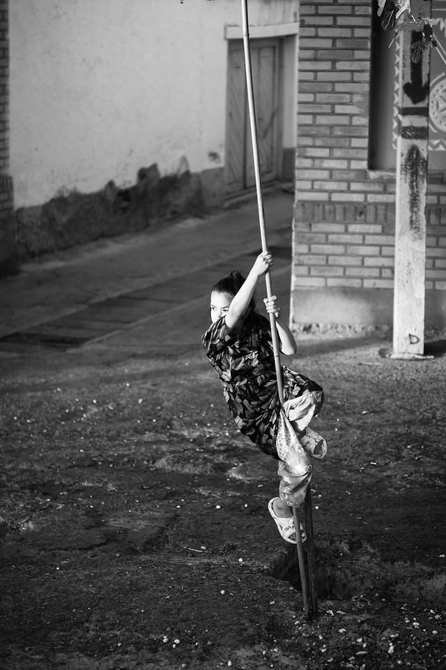 Local Girl, Samarkand