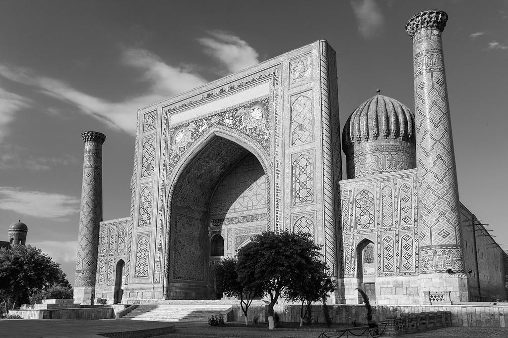 Sher Dor Medressa, Samarkand