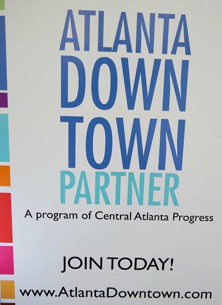 Atlanta Downtown Partner Reception