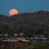 Full Moon Rising Over Sadadeen