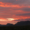 Macdonnell Ranges Sunset