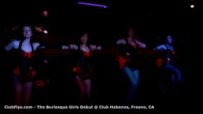 ClubFlys - The Burlesque Girls - Club Habanos