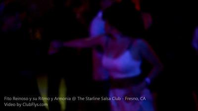 ClubFlys - Fito Reinoso - The Starline Salsa Club - 05