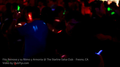 ClubFlys - Fito Reinoso - The Starline Salsa Club - 04