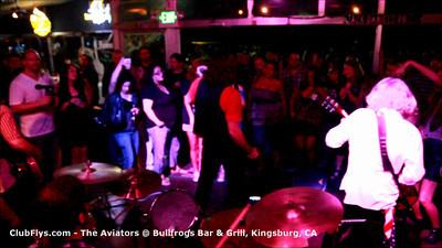 ClubFlys - The Aviators - Bullfrogs Bar & Grill
