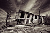 Ruins near Jawbone Station, California