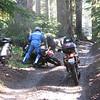 Slippery Naches Trail