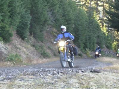 Naches Trail Ride - Oct  2008