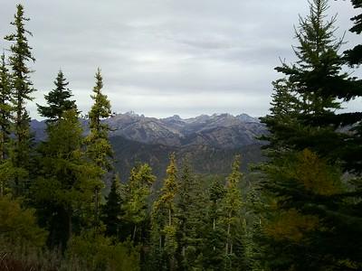 Over-the=Top Central Cascades