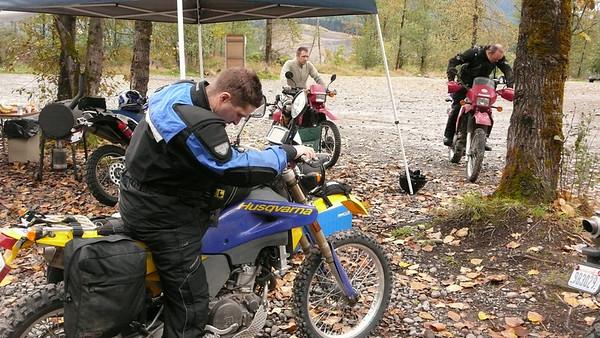 Training Daze - Dirt October 2008