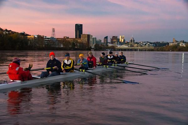 Allegheny Boat Race 2017
